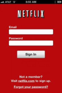 Netflix iPhone VPN