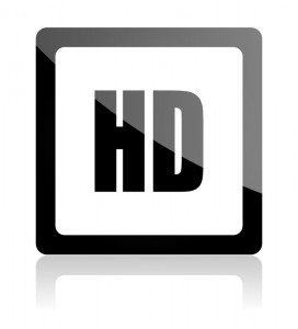 View HD quality movies from your console